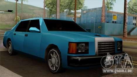 Washington v1 pour GTA San Andreas