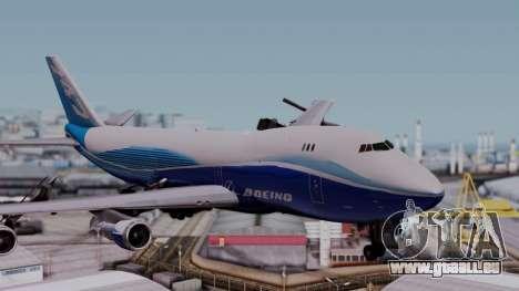 Boeing 747-400 Dreamliner Livery für GTA San Andreas