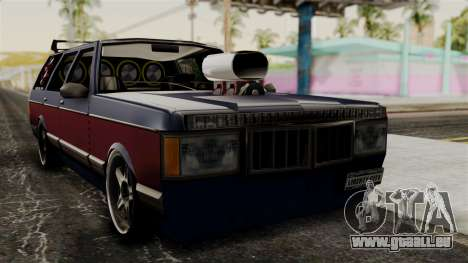 New Regina Extreme pour GTA San Andreas