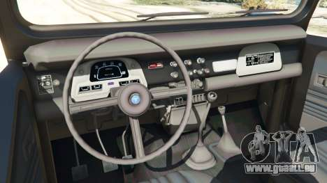 Toyota Land Cruiser (J40) 1978 [Beta 3b] für GTA 5