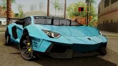 Lamborghini Aventador LB Performance für GTA San Andreas
