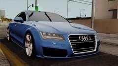 Audi A7 Sportback 2009 pour GTA San Andreas