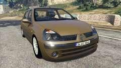 Renault Symbol 1.4L