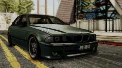 BMW 530D E39 1999 Mtech