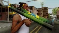 Brasileiro Heatseek v2 pour GTA San Andreas