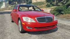 Mercedes-Benz S550 W221 v0.4.1 [Alpha]