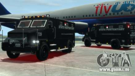 International 4000-Series SWAT Van für GTA 4