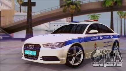 Audi A6 DPS für GTA San Andreas