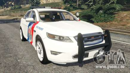 Ford Taurus State Troopers San Andreas für GTA 5