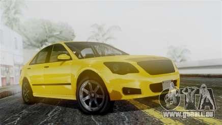 GTA 5 Karin Asterope für GTA San Andreas