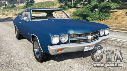 Chevrolet Chevelle SS 1970 v0.1 [Beta] pour GTA 5