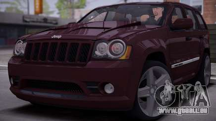 Jeep Grand Cherokee SRT8 2008 pour GTA San Andreas