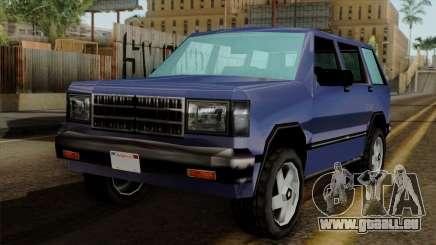 Landstalker from Vice City für GTA San Andreas
