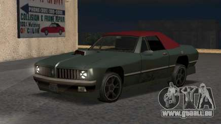 New Stallion für GTA San Andreas