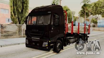 Iveco Truck from ETS 2 v2 pour GTA San Andreas