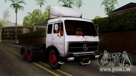 Mercedes-Benz NG 1632 pour GTA San Andreas