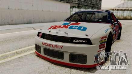 Chevrolet Lumina NASCAR 1992 für GTA San Andreas