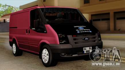 Ford Transit pour GTA San Andreas