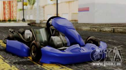 Crash Team Racing Kart pour GTA San Andreas