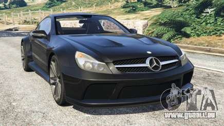 Mercedes-Benz SL 65 AMG Black Series für GTA 5