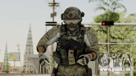 Derek Frost from CoD MW3 pour GTA San Andreas