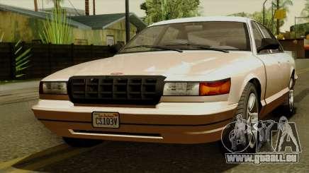 GTA 5 Vapid Stanier I für GTA San Andreas