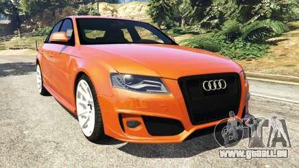 Audi S4 pour GTA 5