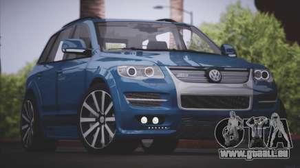 Volkswagen Touareg R50 2008 pour GTA San Andreas