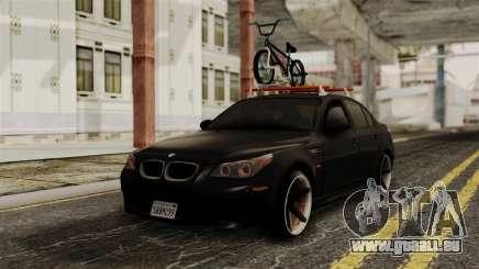 BMW M5 E60 Vossen v1 für GTA San Andreas