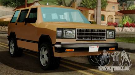 Landstalker from Vice City IVF pour GTA San Andreas