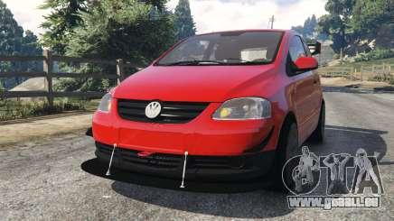Volkswagen Fox v1.1 pour GTA 5