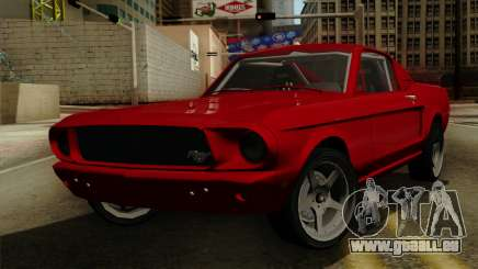 Ford Mustang Fastback für GTA San Andreas