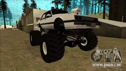Willard Monster für GTA San Andreas