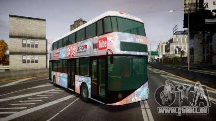 Wrightbus New Routemaster pour GTA 4