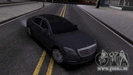 Maybach S400 pour GTA San Andreas