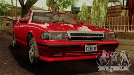 GTA 5 Vapid Stanier II für GTA San Andreas