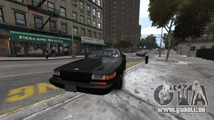 Prototype Crown 1997 Civilian pour GTA 4