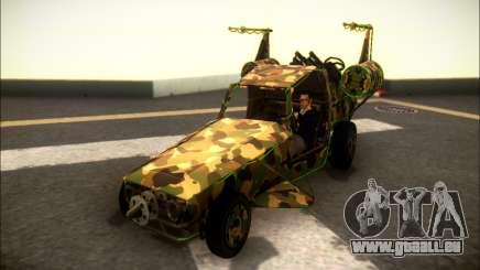 Camo Space Docker für GTA San Andreas