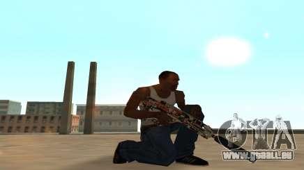 Asiimov Weapon Pack v2 für GTA San Andreas