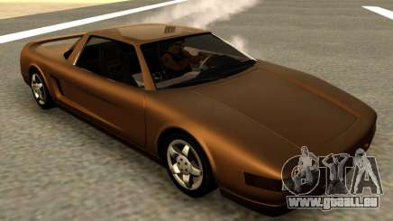 Infernus PFR v1.0 final pour GTA San Andreas