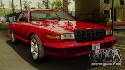 GTA 5 Vapid Stanier I IVF für GTA San Andreas