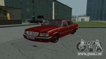 GAZ Volga 3110 pour GTA San Andreas