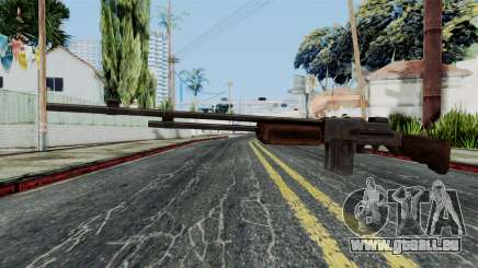 BAR 1918 from Battlefield 1942 pour GTA San Andreas