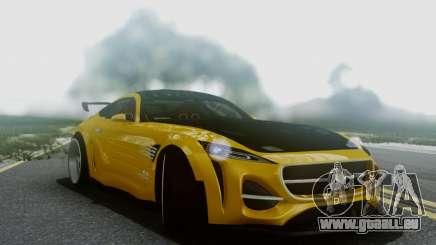 Mercedes-Benz AMG GT für GTA San Andreas
