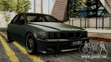 BMW 530D E39 1999 Mtech für GTA San Andreas