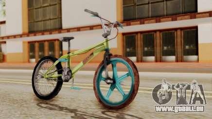 Crap BMX für GTA San Andreas