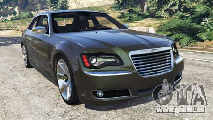 Chrysler 300C 2012 [Beta] pour GTA 5