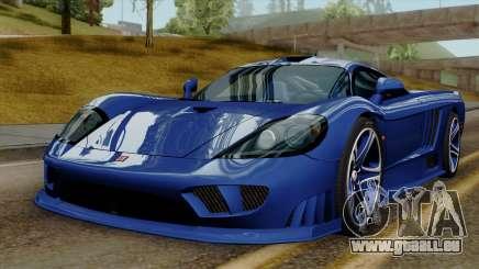 Saleen S7 für GTA San Andreas