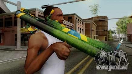 Brasileiro Heatseek v2 für GTA San Andreas