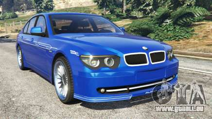 BMW B7 (E65) Alpina pour GTA 5